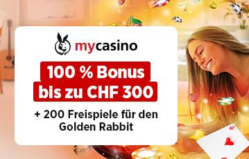 mycasino Bonus