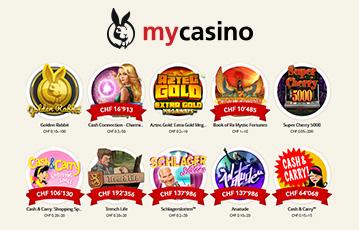 mycasino Spiele