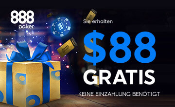 888poker - Holen Sie sich jetzt Ihren Poker-Bonus!
