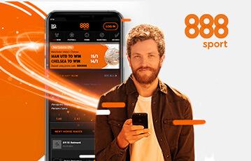 888sport mobiles Wetten