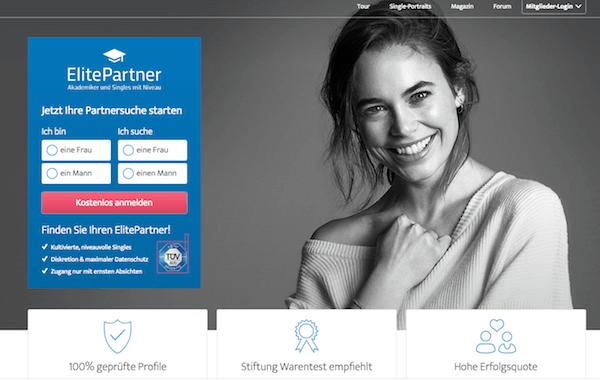 ElitePartner Dating Erfahrungen und Test
