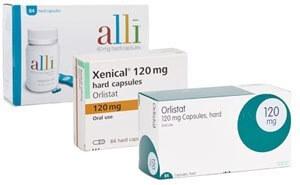 Tabletten zum Abnehmen