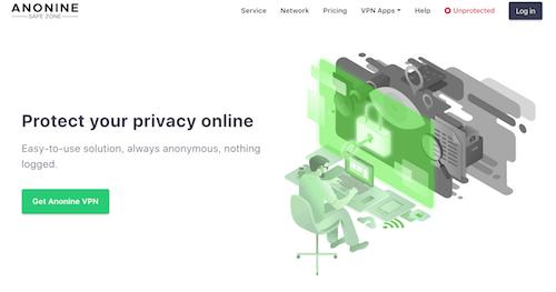 ANONINE VPN Erfahrungen und Test