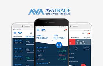 AvaTrade Mobiles Trading