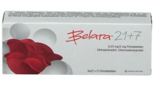 Belara Pille bestellen: Online Rezept vom Arzt inkl.