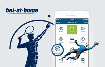 Bet-at-home Sport Wetten