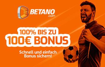 Betano Wettbonus