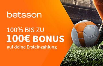 Betsson Sportwetten Bonus