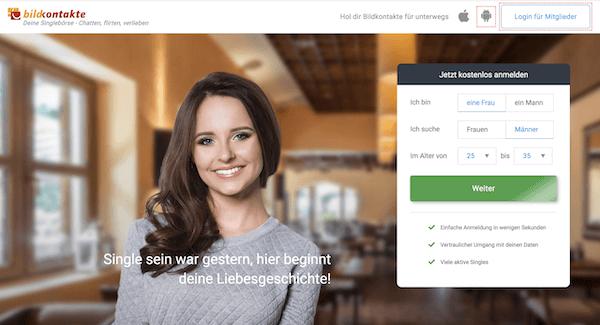 Bildkontakte.de Erfahrungen und Test