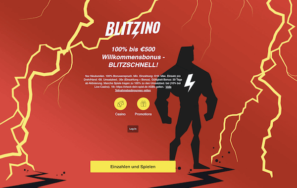 Blitzino Pros und Contras