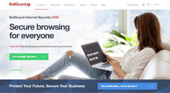 BullGuard VPN Pros und Contras