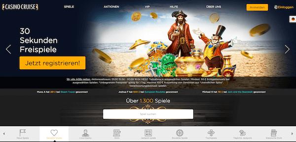 Casino Cruise Pros und Contras
