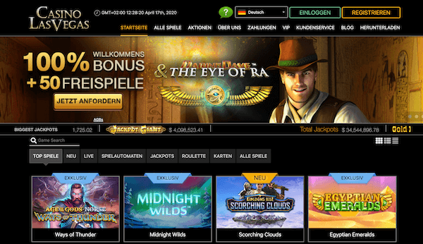 Casino LasVegas Erfahrungen und Test