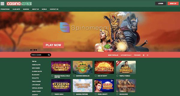 Casino-Mate Erfahrungen und Test
