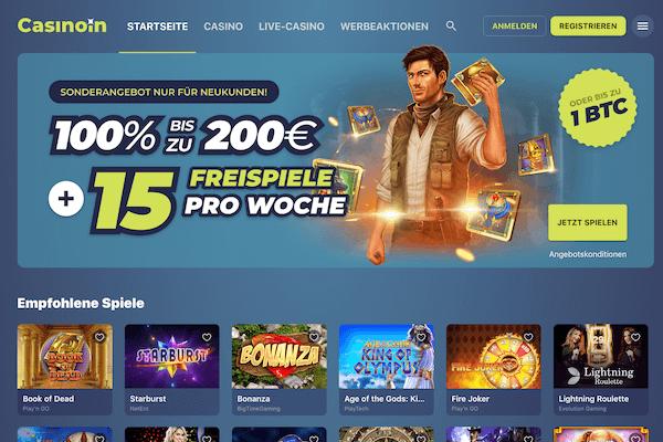 Casinoin Pros und Contras