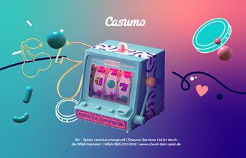 Casumo Casino Slots