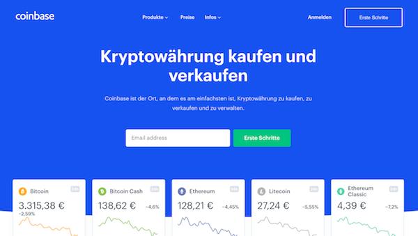 Coinbase Pros und Contras