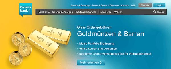 Consorsbank Erfahrungen und Test