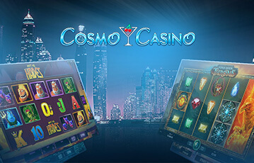 CosmoCasino Slots