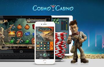 CosmoCasino Spiele