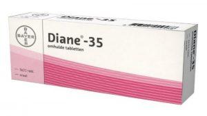 Diane-35 online bestellen: Online Rezept vom Arzt