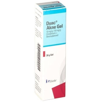 Duac Gel gegen Akne