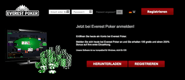 Everest Casino Erfahrungen
