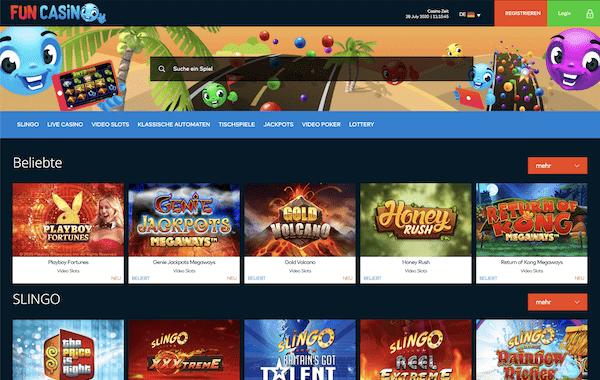 Fun Casino Pros und Contras