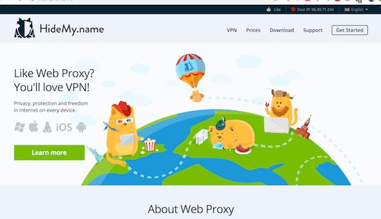 HideMy.name VPN Erfahrungen und Test
