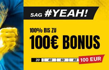 Interwetten Sport Bonus