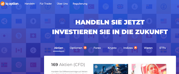 Iq Option Bewertung