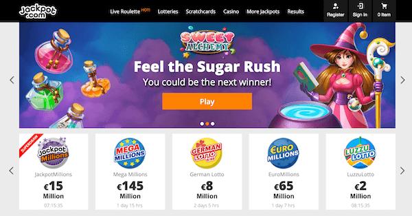 Jackpot.com Pros und Contras