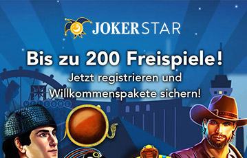 jokerstar bonus