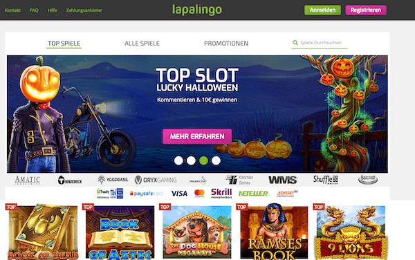Lapalingo.de Pros und Contras