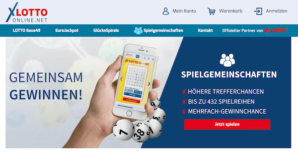 Lotto-online.bet Erfahrungen und Test