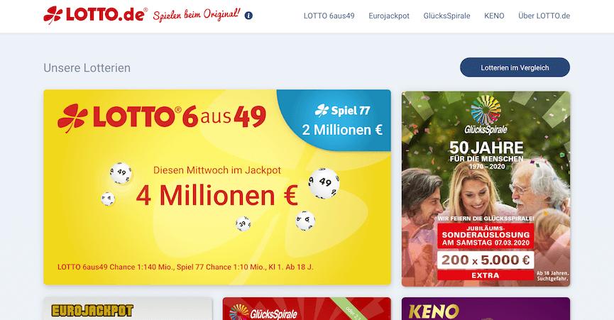 Wohin Wenn Man Im Lotto Gewonnen Hat