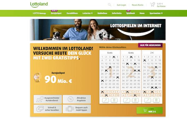 Ist Lottoland Sicher