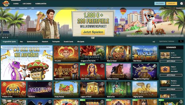Luckland Casino Erfahrungen und Test