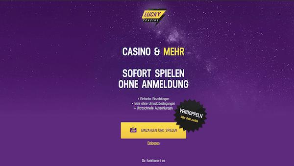 Lucky Casino Erfahrungen und Test