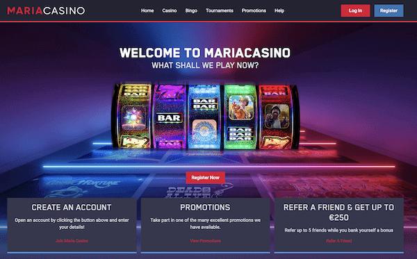 Maria Casino Erfahrungen und Test