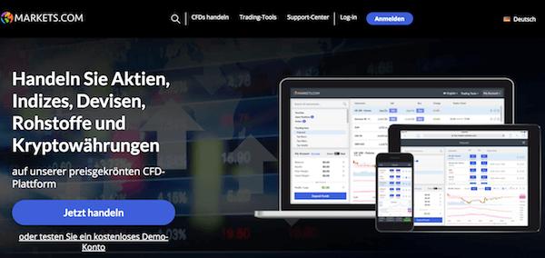 Markets.com Erfahrungen und Test