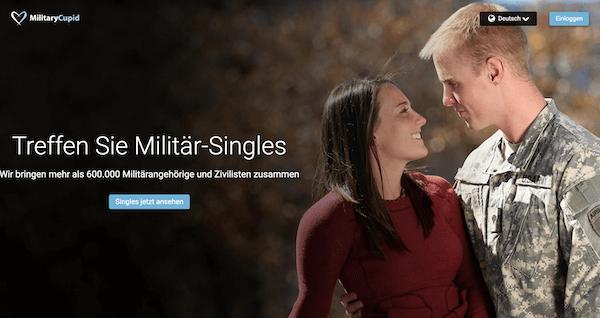 MilitaryCupid Erfahrungen und Test