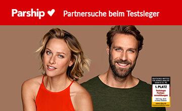 Parship - Jetzt anmelden und Gutschein nutzen!