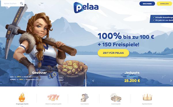 Pelaa Pros und Contras