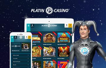 Platin Casino mobile App
