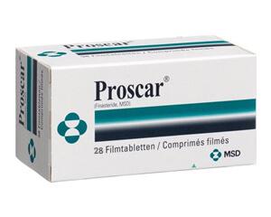 Proscar-Rezept