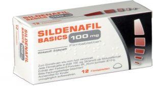 Sildenafil Basics bestellen: Online Rezept vom Arzt inkl.