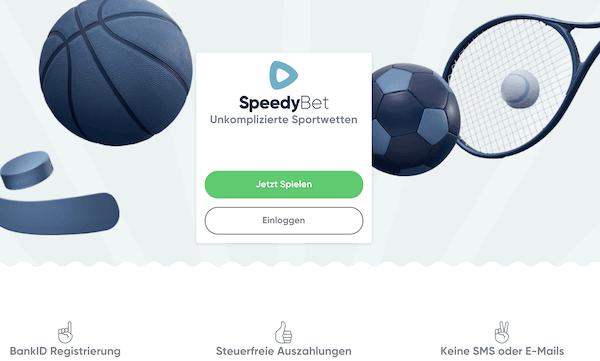 Speedybet Erfahrungen und Test