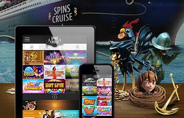 SpinCruise Mobiles Casino