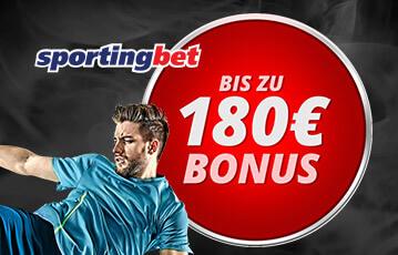 Sportingbet Sportwetten Bonus
